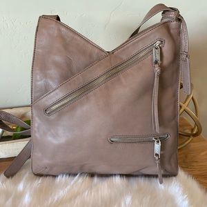 Joes Jeans Large leather crossbody